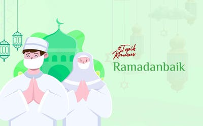 Gambar sampul Featured: Ramadan Baik