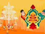 Gambar sampul 5 Agama Asli Leluhur Indonesia
