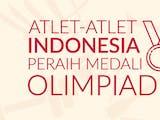 Gambar sampul Atlet-Atlet Indonesia Peraih Medali Olimpiade