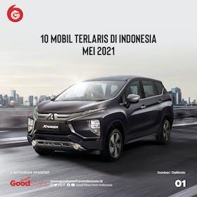 Gambar sampul Daftar Mobil Terlaris Bulan Mei 2021 di Indonesia