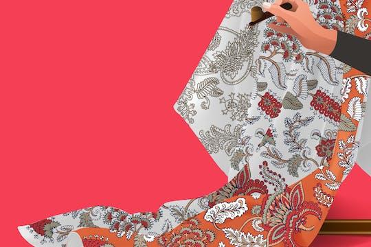 Gambar sampul Di Balik Cerita Soal Batik yang Menjadi Warisan Dunia
