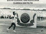 Gambar sampul Ganefo, Olimpiade Tandingan Ciptaan Soekarno yang Menyatukan Olahraga dan Politik