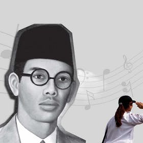 Mengenal 3 Stanza Lagu Indonesia Raya