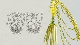 Mitos dan Makna dalam Janur Kuning