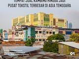 Gambar sampul Sejarah Pasar Tanah Abang, Tempat Bandar Kambing hingga Lokasi Perdagangan Tekstil  Terbesar di Asia Tenggara