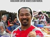 Gambar sampul Sosok Penggerak Relawan Penyedia Makanan Gratis untuk Nakes dan Masyarakat