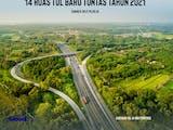 Gambar sampul Targetkan 427 KM, 14 Ruas Tol Baru Tuntas Tahun 2021