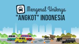 "Uniknya ""Angkot"" Indonesia"