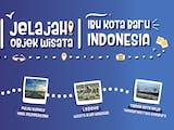 Gambar sampul Yuk jelajahi Objek Wisata Ibu Kota Baru Indonesia