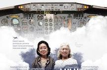 Kartini-kartini Penjelajah Angkasa Indonesia
