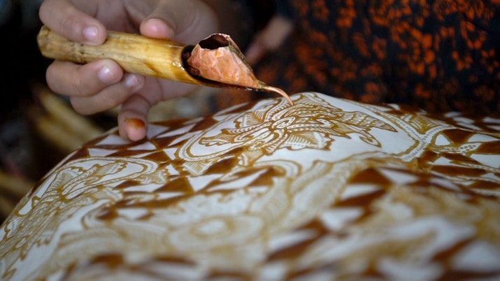 Batik Ramah Lingkungan Karya Rumah Kreatif Balikpapan