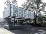 Gambar sampul Wow, Microlibrary di Bandung Karya  SHAU Architect jadi Juara Dunia!