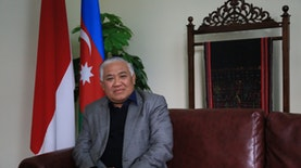 Din Syamsuddin Bawa Bhineka Tunggal Ika dalam Forum Pemuka Agama di Azerbaijan
