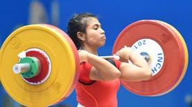 Penasaran dengan Emas Asian Games, Atlet Angkat Besi Ini Siap Berikan yang Terbaik!
