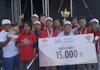 Tim Mahasiswa dari ITB Juara Kompetisi Pesawat Nirawak di Turki