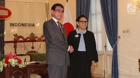 RI-Jepang Perkuat Kerjasama Maritim dan Infrastruktur