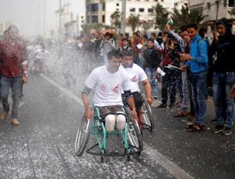 Kisah Bangkitnya Jainal Aripin Dari Keterpurukan Hingga Mewakili Indonesia di Asian Para Games 2018