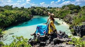 Keindahan Danau Weekuri, Surga di Pelosok Sumba