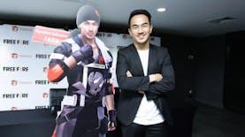 Joe Taslim Jadi Karakter Game Free Fire Pertama dari Indonesia
