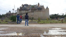 Ada Istana Negeri Dongeng di Cilegon?