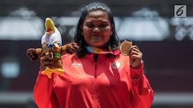 Medali Asian Para Games: Mengeluarkan Bunyi dan Berhuruf Braille