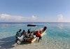 Menengok Pulau Liki, Keindahan Laut di Ujung Timur Indonesia