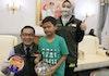 Kisah Inspiratif 2 Anak SD di Bandung Sumbangkan Celengan untuk Para Tenaga Medis