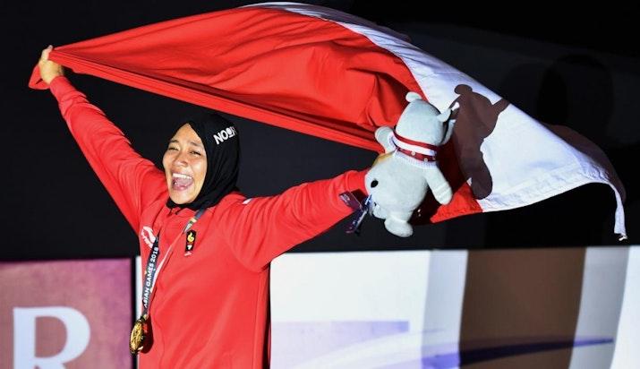 Spiderwoman Indonesia Panjati Forbes 30 Under 30:
