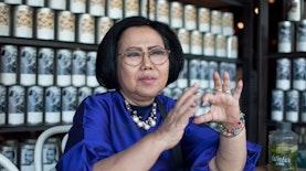 Sang Pakar Kuliner Indonesia, Sisca Soewitomo.