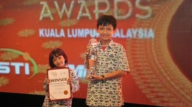 Hebat! Raih Penghargaan Di Kancah Internasional di Usia Belia
