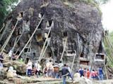 Gambar sampul Rambu Solo, Jenazah Abadi di Tebing Toraja