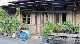 Kehidupan Kampung Peninggalan Belanda di Semarang