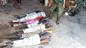 TNI AD Torehkan Prestasi di Perbatasan Negeri
