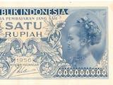 Gambar sampul Dari Oeang Republik Indonesia (ORI) ke Rupiah