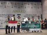 Juara di Korea, Mahasiswa UGM Ciptakan Aplikasi dengan AI untuk Memperlajari Flora dan Fauna pada Batik