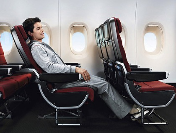 10 Airlines With the Best Economy Class Seats