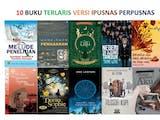 Intip 10 Buku Terlaris Tahun 2020 Versi Ipusnas Perpustakaan Nasional