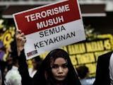 Gambar sampul Indonesia Cetak Sejarah Baru dalam Upaya Pemberantasan Terorisme