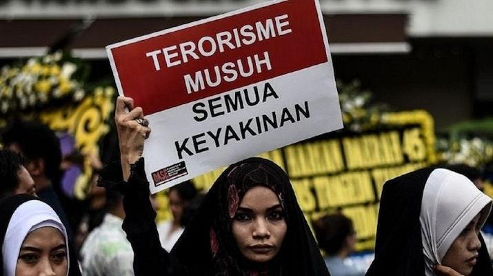 Indonesia Cetak Sejarah Baru dalam Upaya Pemberantasan Terorisme