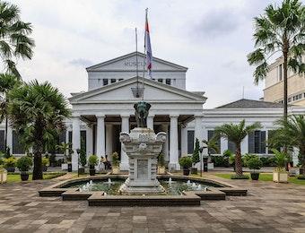 Museum Nasional Indonesia, Salah Satu yang Tertua di Asia Tenggara