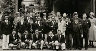 Gambar sampul 5 Tokoh Bangsa dengan Sepak Bola, dari Hobi Masa Kecil hingga Alat Perjuangan