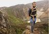 Dalam Sebulan, Pendaki Asal Perancis Sukses Jajaki 21 Gunung Api di Indonesia