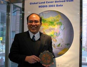 Penemu Circularly Polarised Synthetic Aperture Radar dari Indonesia