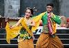 Intip Keseruan Para Mahasiswa Saat Penutupan DARMASISWA di Solo