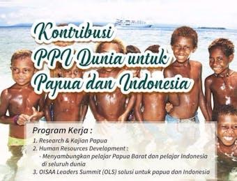Studi Konservasi Berbasis Kearifan Lokal Yang Dilakukan Oleh Suku Kokoda Di Kepulauan Ugar, Papua Barat.