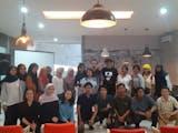 Diskusi Pemuda untuk Mendukung Pertumbuhan Ekonomi bersama AIESEC