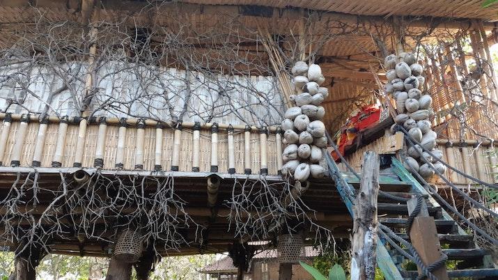 Menjajal Suasana Bermalam Di Rumah Pohon Nan Funky