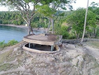 Seribu Benteng di Ujung Barat Indonesia