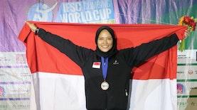 Atlet Panjat Tebing Indonesia Raih Peringkat 2 Dunia