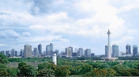 Tak Hanya di Jakarta, Kualitas Udara Kota-Kota Besar di Indonesia Juga Membaik